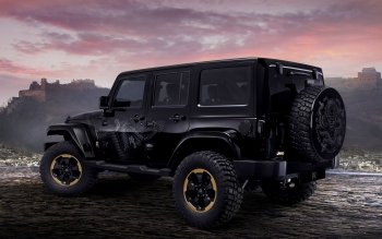 Vehicles - Jeep Wallpapers and Backgrounds ID : 282030