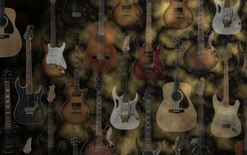 Musik - Gitar Wallpapers and Backgrounds ID : 282120