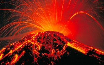 Earth - Volcano Wallpapers and Backgrounds ID : 28242