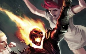 Comics - Ghost Rider Wallpapers and Backgrounds ID : 282990