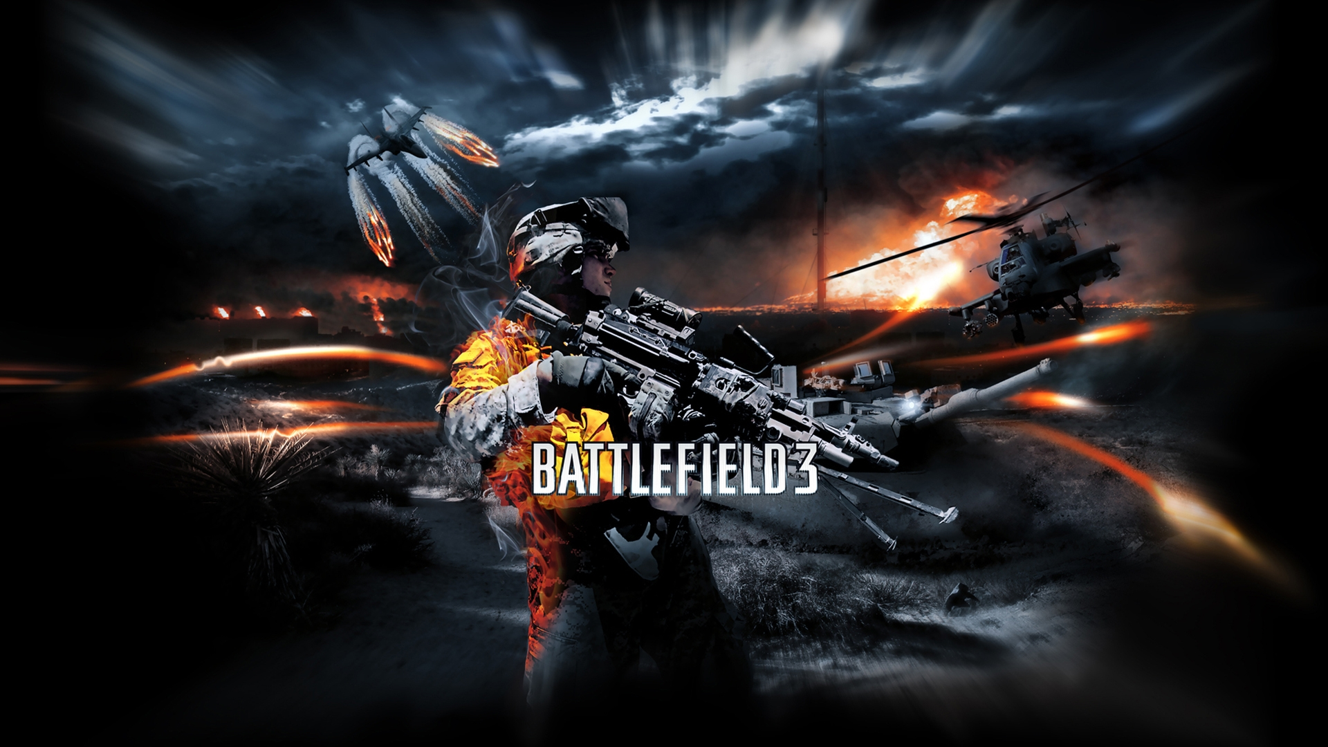 ... Wallpaper Abyss Everything Battlefield Video Game Battlefield 3 283380
