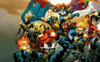 Comics - Marvel Wallpapers and Backgrounds ID : 283340