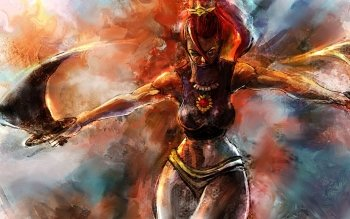 Fantasy - Women Warrior Wallpapers and Backgrounds ID : 283620
