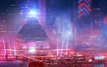 Sci Fi - City Wallpapers and Backgrounds ID : 283700