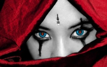 Frauen - Auge Wallpapers and Backgrounds ID : 283750