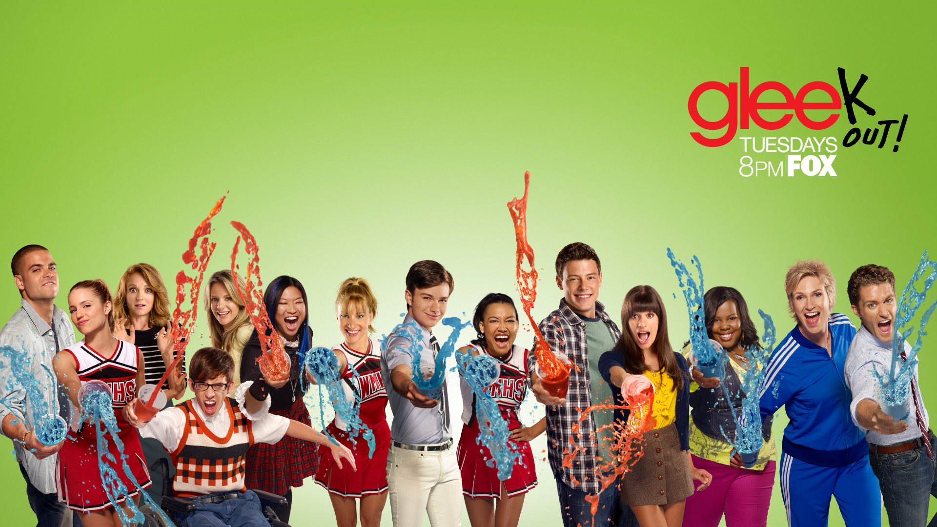 60 Glee Hd Wallpapers Backgrounds Wallpaper Abyss