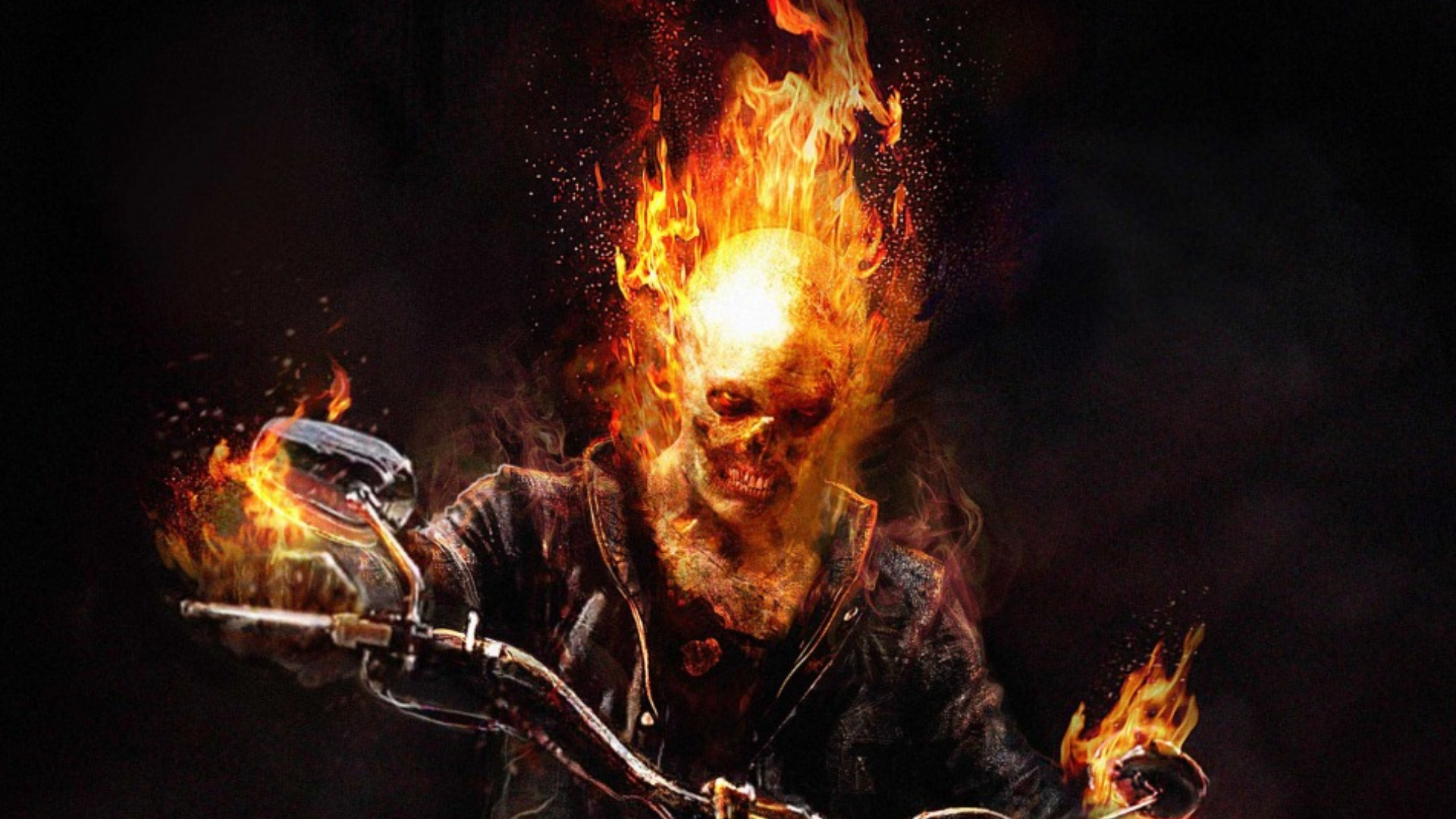 137 Ghost Rider HD Wallpapers | Backgrounds - Wallpaper ...