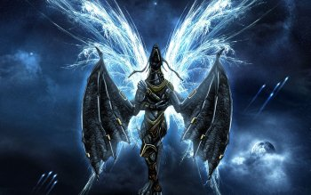 Oscuro - Angel Wallpapers and Backgrounds ID : 284350
