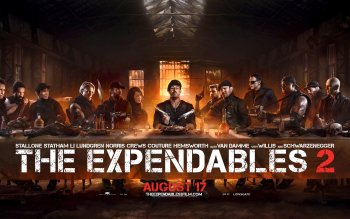 Film - The Expendables 2 Wallpapers and Backgrounds ID : 284940