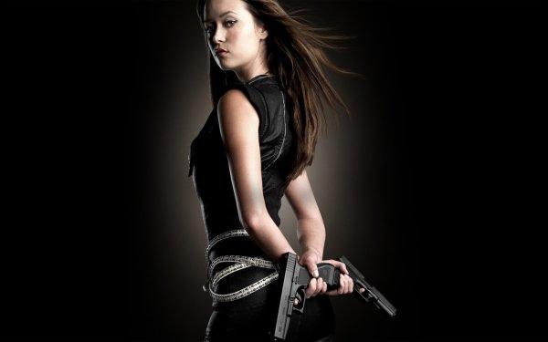 TV Show Terminator: The Sarah Connor Chronicles Terminator Summer Glau Sci Fi Cameron Phillips HD Wallpaper | Background Image