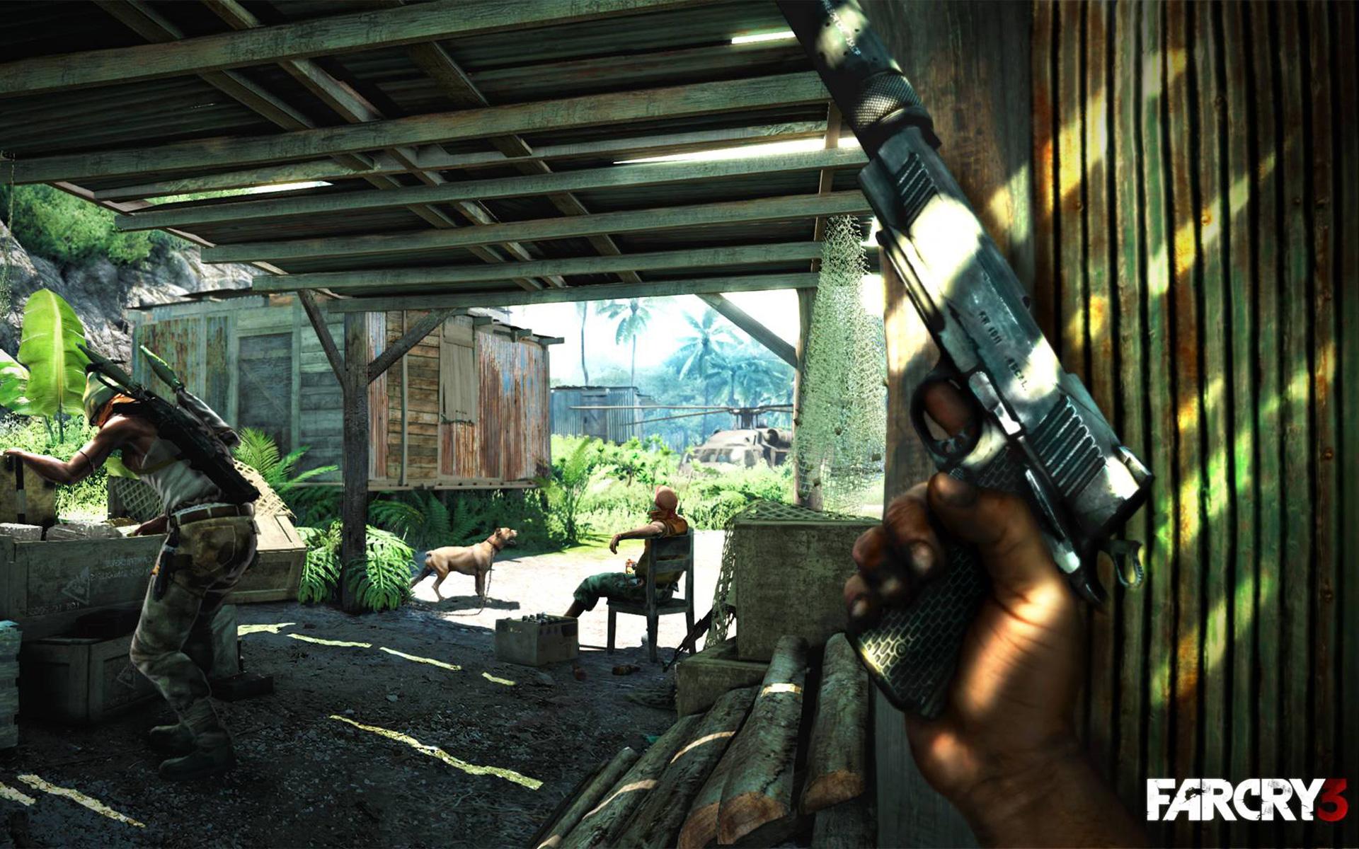 Far Cry 3 Wallpaper 997449