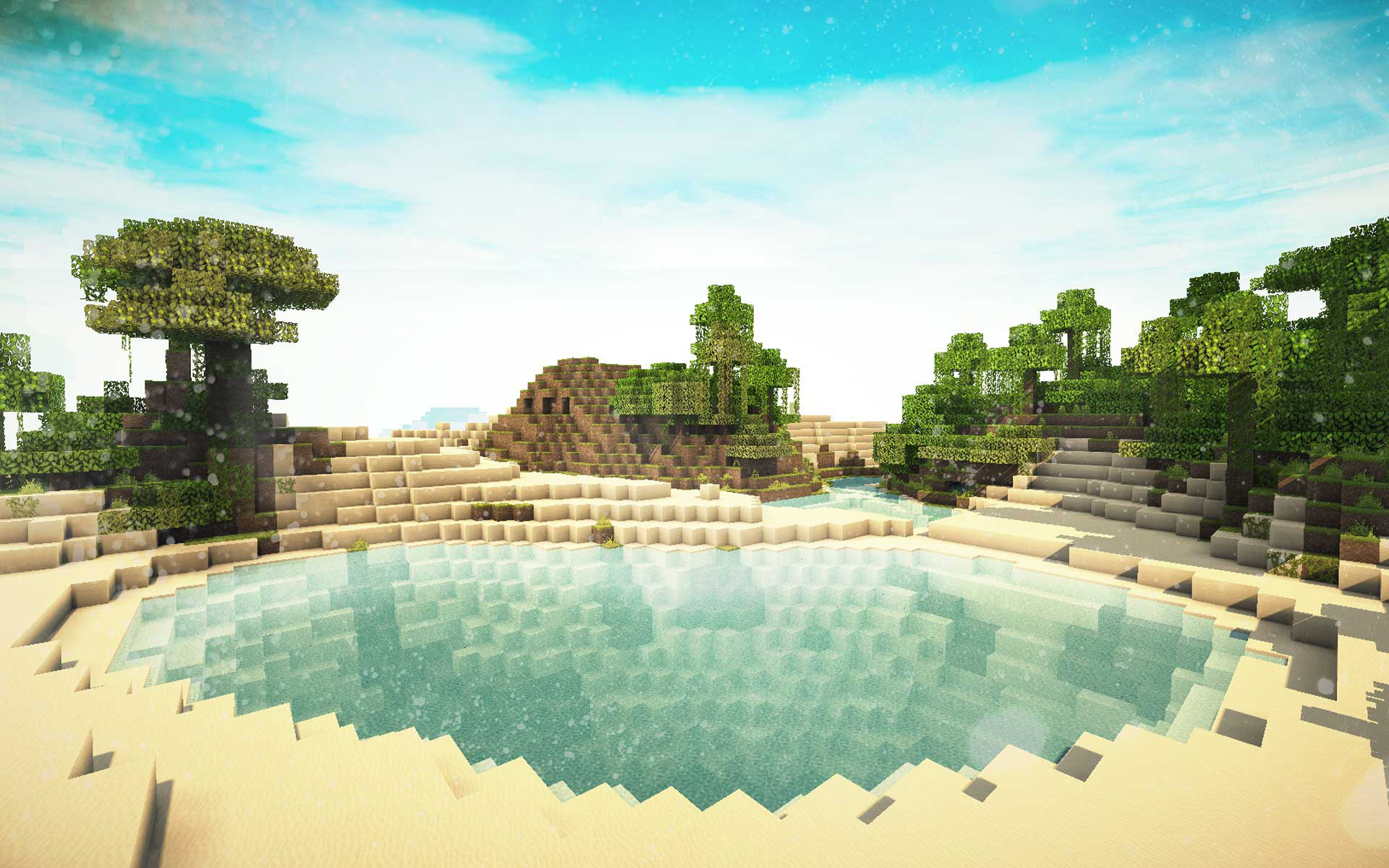 minecraft wallpaper 1920x1200 original - photo #30