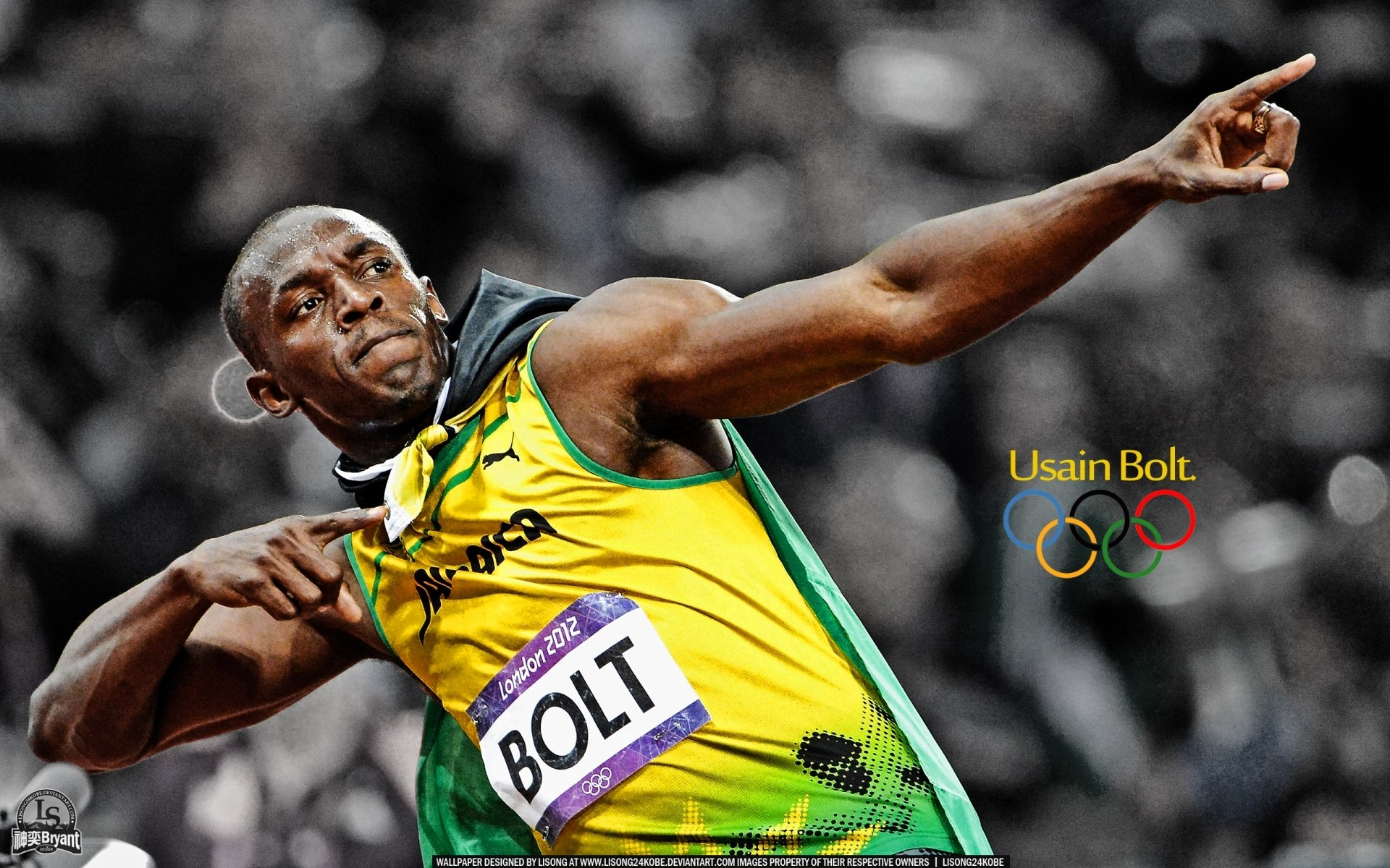 11 Usain Bolt HD Wallpapers