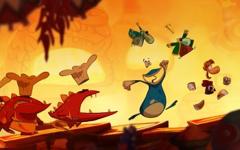 Videojuego - Rayman Origins Wallpapers and Backgrounds ID : 285492