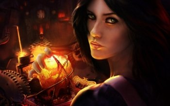 Video Game - Alice Madness Returns Wallpapers and Backgrounds ID : 286362