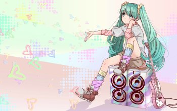 Anime - Vocaloid Wallpapers and Backgrounds ID : 286490
