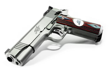 Weapons - Kimber Pistol Wallpapers and Backgrounds ID : 286580