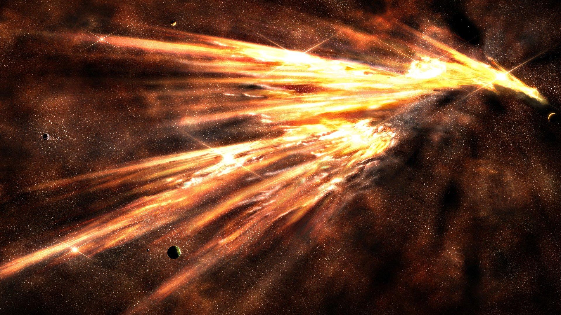 phoenix nebula hd - photo #4