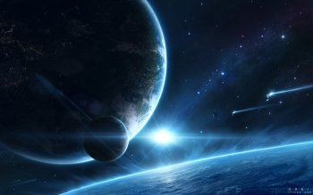 Ciencia Ficción - Planetscape Wallpapers and Backgrounds ID : 287052