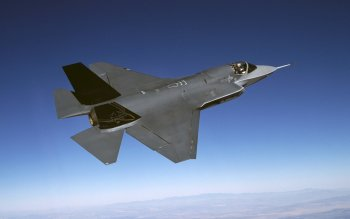 Military - Lockheed Martin F-35 Lightning II Wallpapers and Backgrounds ID : 29682