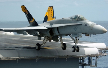 Military - McDonnell Douglas F/A-18 Hornet Wallpapers and Backgrounds ID : 29692
