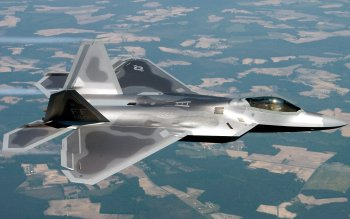 Military - Lockheed Martin F-22 Raptor Wallpapers and Backgrounds ID : 29700