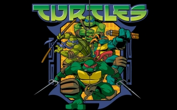 Комиксы - Tmnt Wallpapers and Backgrounds ID : 30322