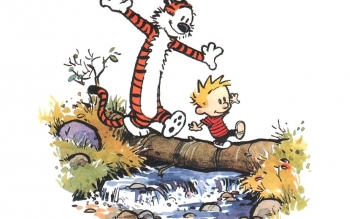 Cartoni - Calvin And Hobbes Wallpapers and Backgrounds ID : 30420