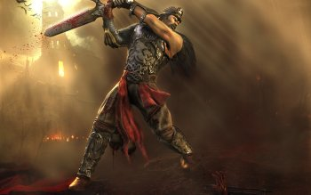 Fantasy - Warrior Wallpapers and Backgrounds ID : 30692