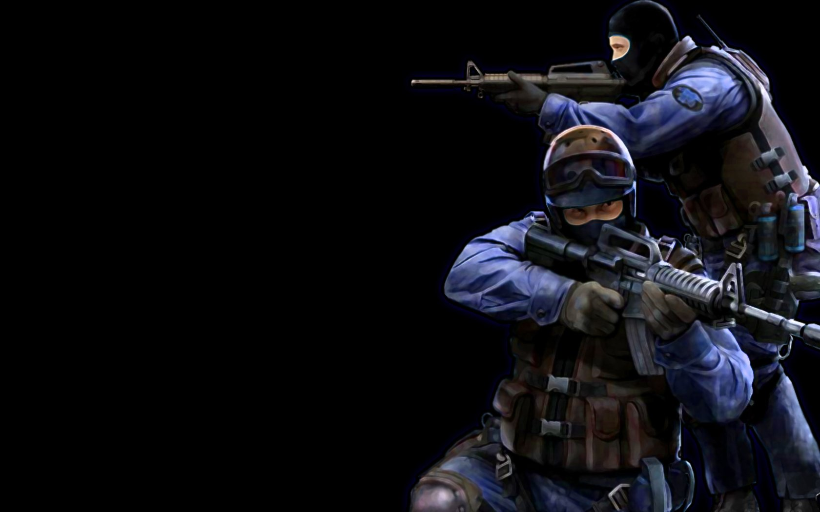 Counter strike wallpaper and background image 1680x1050 id30822 video game counter strike wallpaper voltagebd