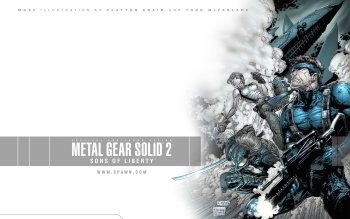Video Game - Metal Gear Wallpapers and Backgrounds ID : 3082