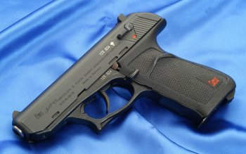 Weapons - Heckler & Koch Pistol Wallpapers and Backgrounds ID : 30920