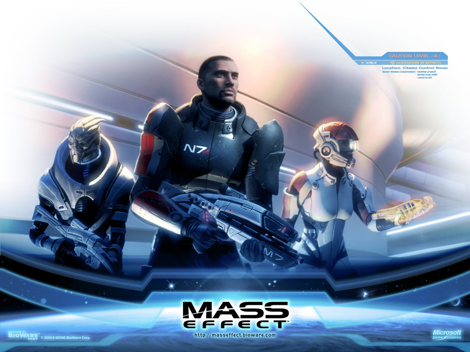 Mass Effect Wallpaper And Background Image 1600x1200 Id 31262