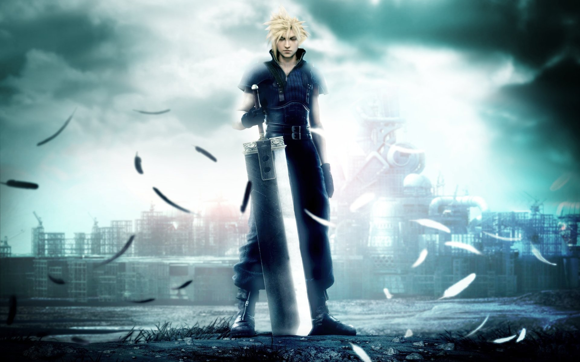 Video Game - Final Fantasy  - Final Fantasty - Ff Wallpaper
