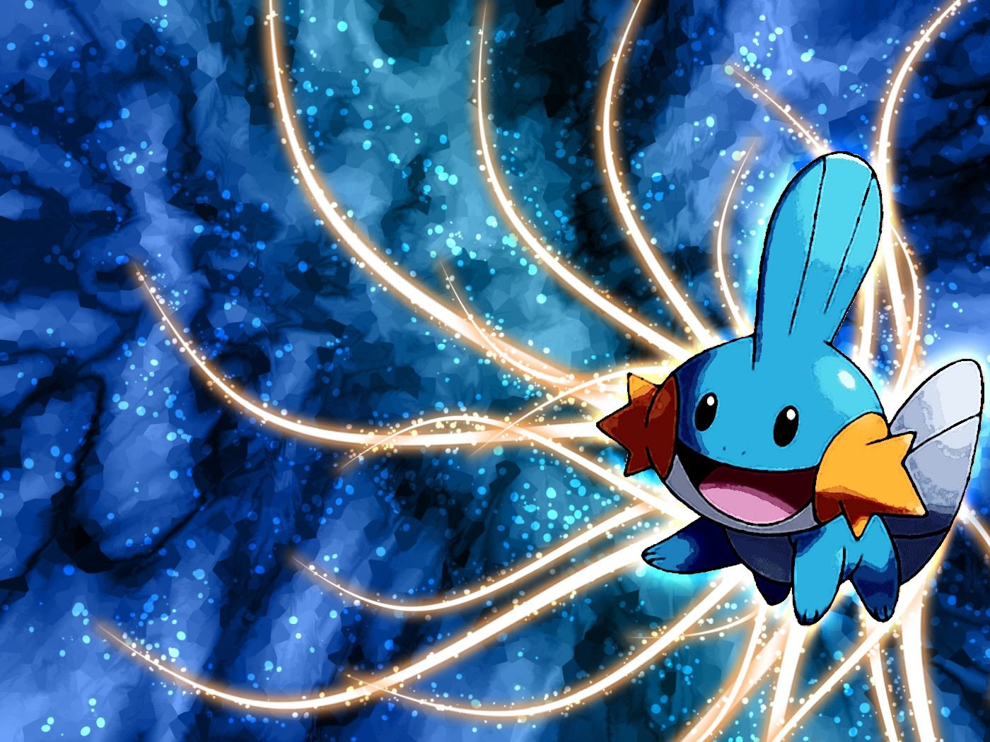 Video Game - Pokémon  Mudkip (Pokémon) Wallpaper