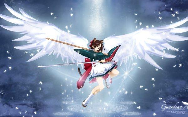 anime angel wallpaper. Anime - Angel Wallpaper