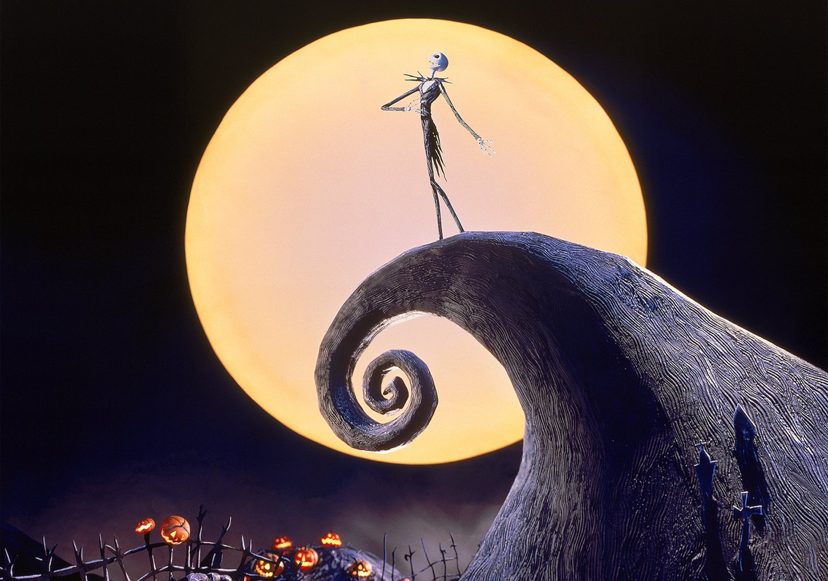 Nightmare Before Christmas Hd Wallpaper.33 The Nightmare Before Christmas Hd Wallpapers Background