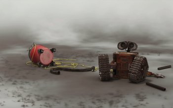 Movie - Wall·E Wallpapers and Backgrounds ID : 33222