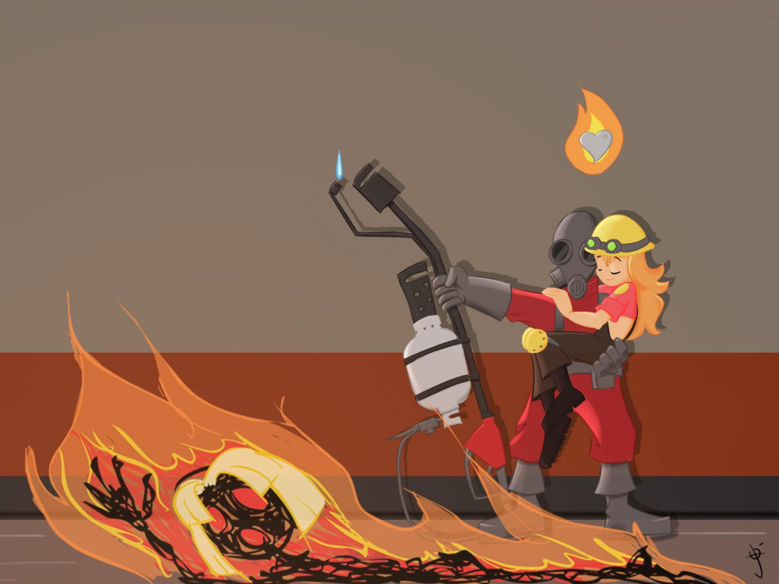 Team Fortress 2 Computer Wallpapers, Desktop Backgrounds | 1600x1200 ...