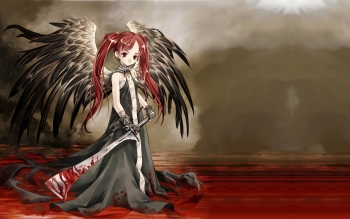 Anime - Angel Wallpapers and Backgrounds ID : 340