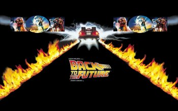 Movie - Back To The Future Wallpapers and Backgrounds ID : 34612