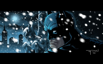 Comics - Batman Wallpapers and Backgrounds ID : 3492