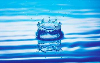 Earth - Water Drop Wallpapers and Backgrounds ID : 3572