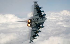 Preview Military - Eurofighter Typhoon Art