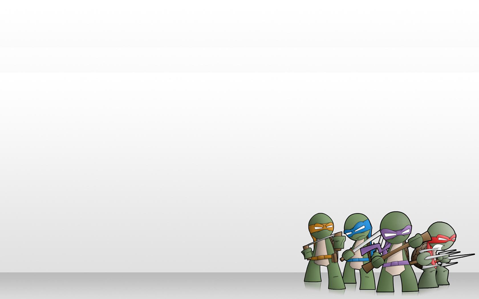 Комиксы - TMNT  Обои