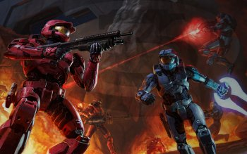 Video Game - Halo Wallpapers and Backgrounds ID : 380