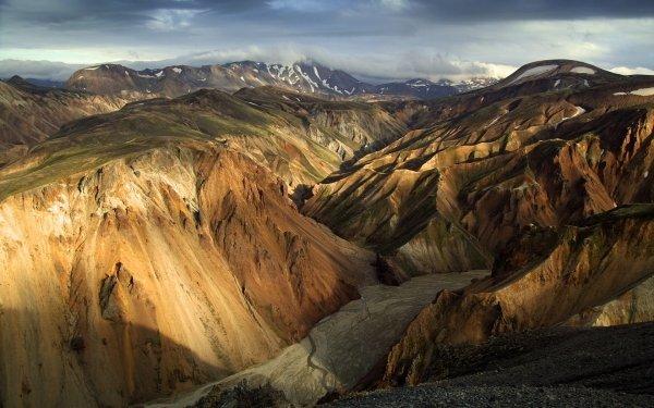 Tierra/Naturaleza Montaña Montañas Fondo de pantalla HD | Fondo de Escritorio
