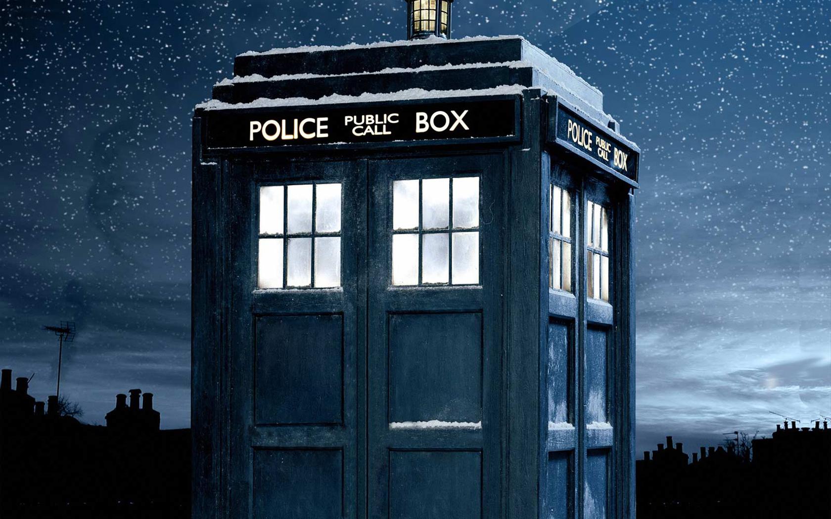 Televisieprogramma - Doctor Who  Wallpaper