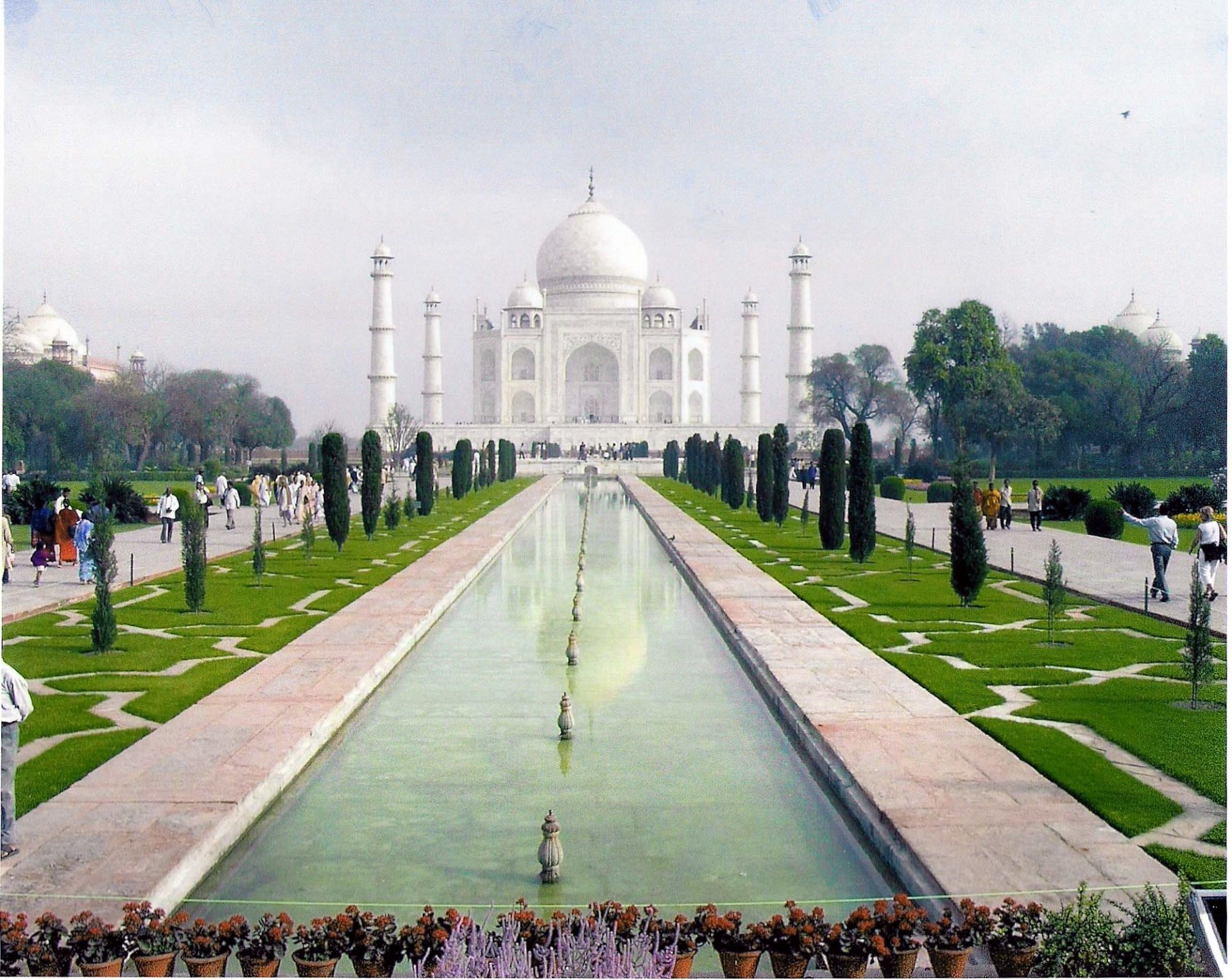 34 Taj Mahal Hd Wallpapers Background Images Wallpaper Abyss
