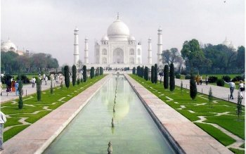 Man Made - Taj Mahal Wallpapers and Backgrounds ID : 420